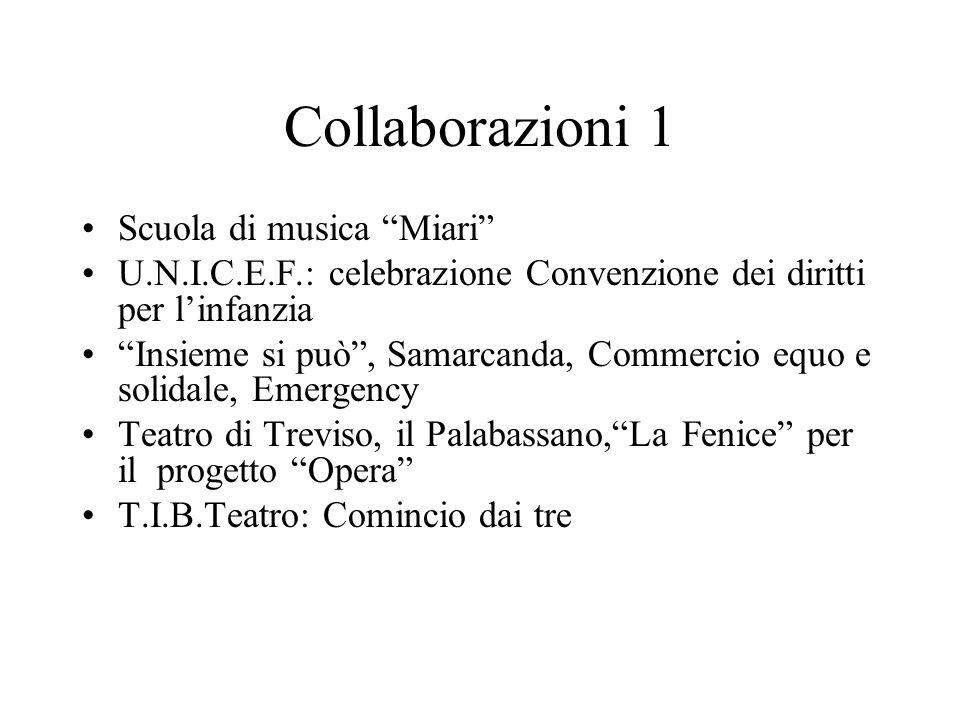 Collaborazioni 1 Scuola di musica Miari