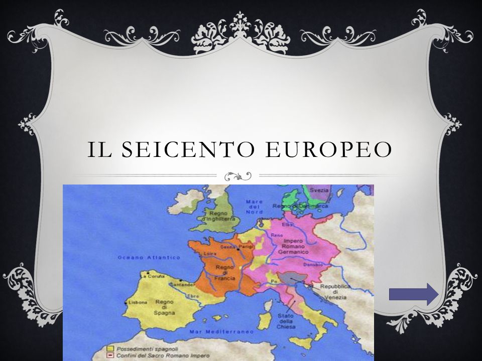 Il seicento europeo