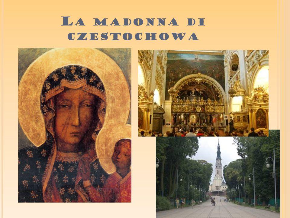 La madonna di czestochowa