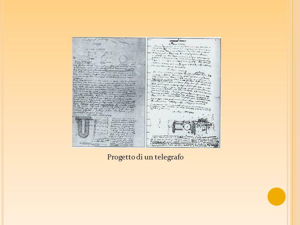 Progetto di un telegrafo