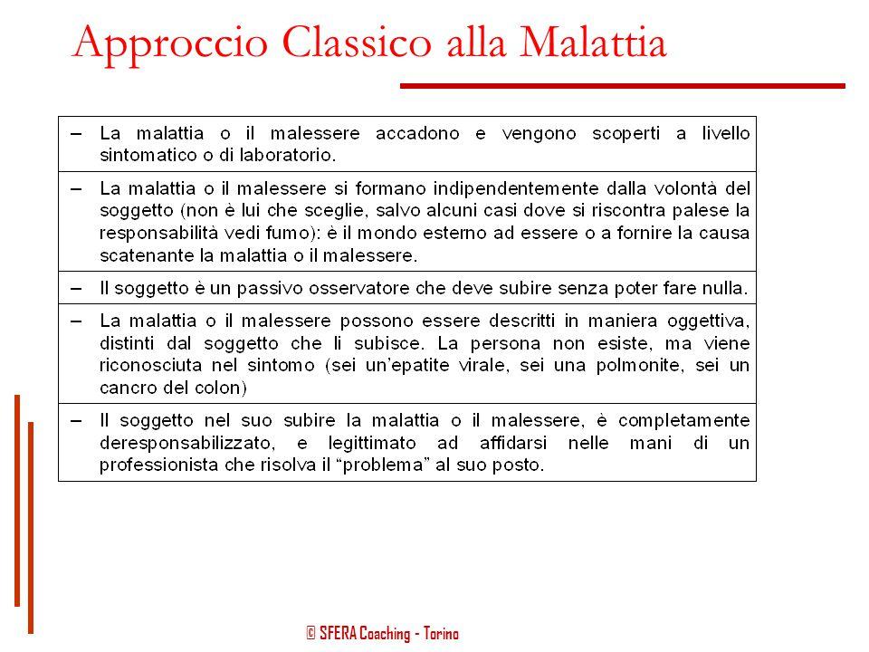 Approccio Classico alla Malattia