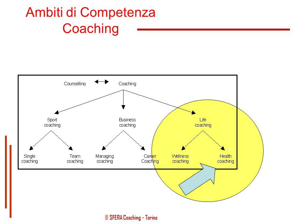Ambiti di Competenza Coaching