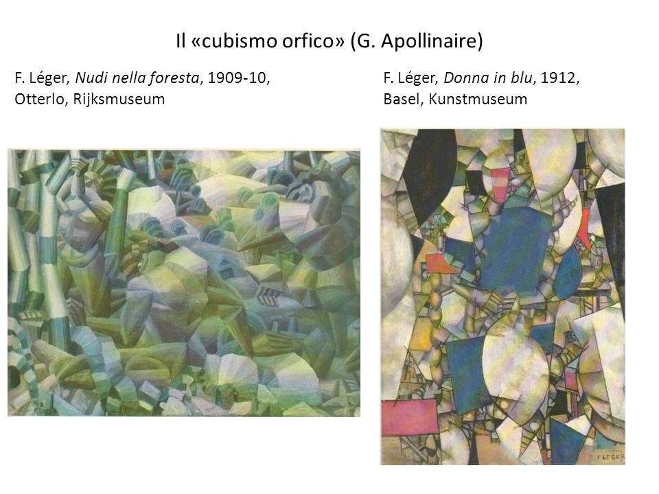 Il «cubismo orfico» (G. Apollinaire)