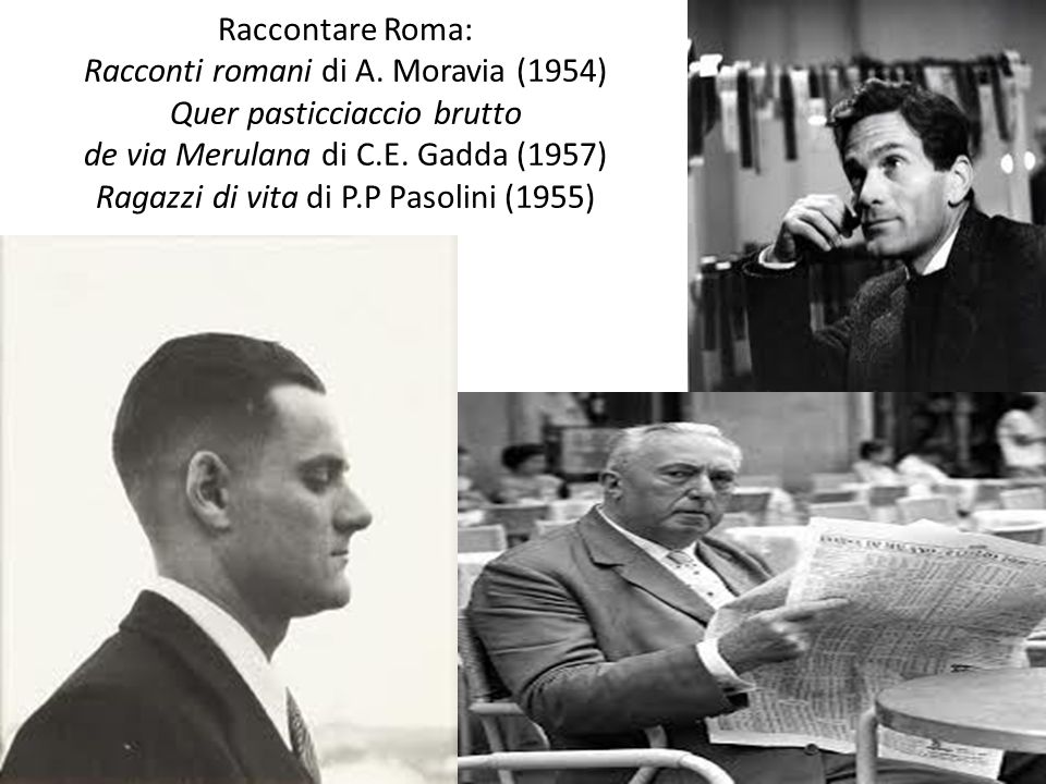Raccontare Roma: Racconti romani di A