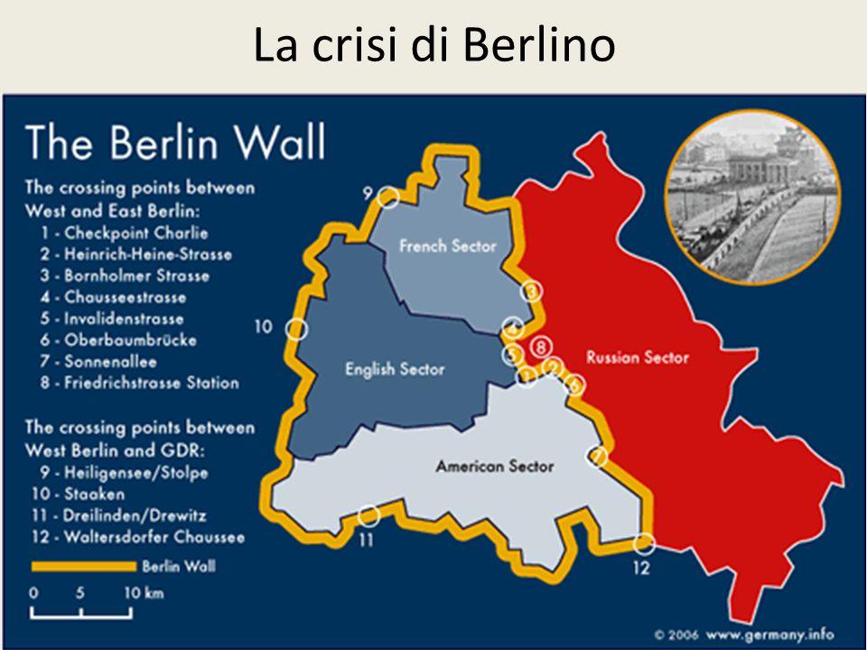 La crisi di Berlino