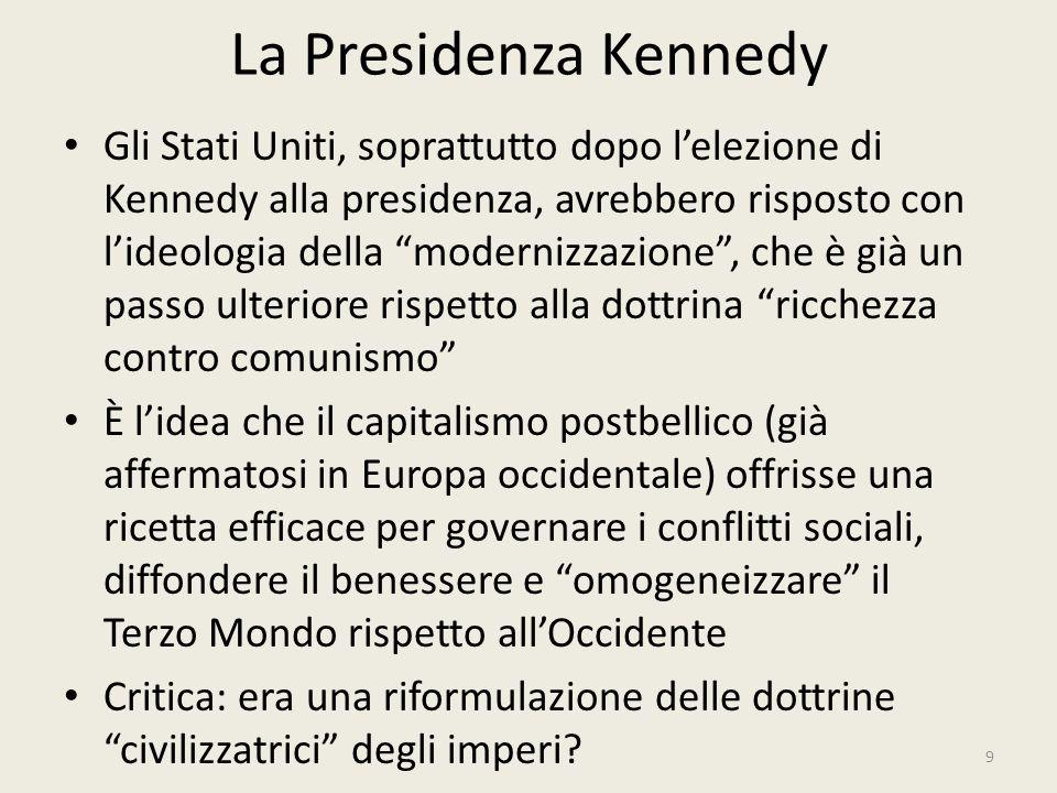 La Presidenza Kennedy