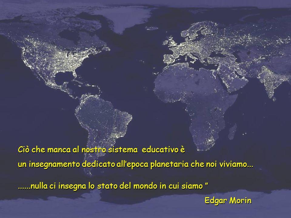 Ciò che manca al nostro sistema educativo è