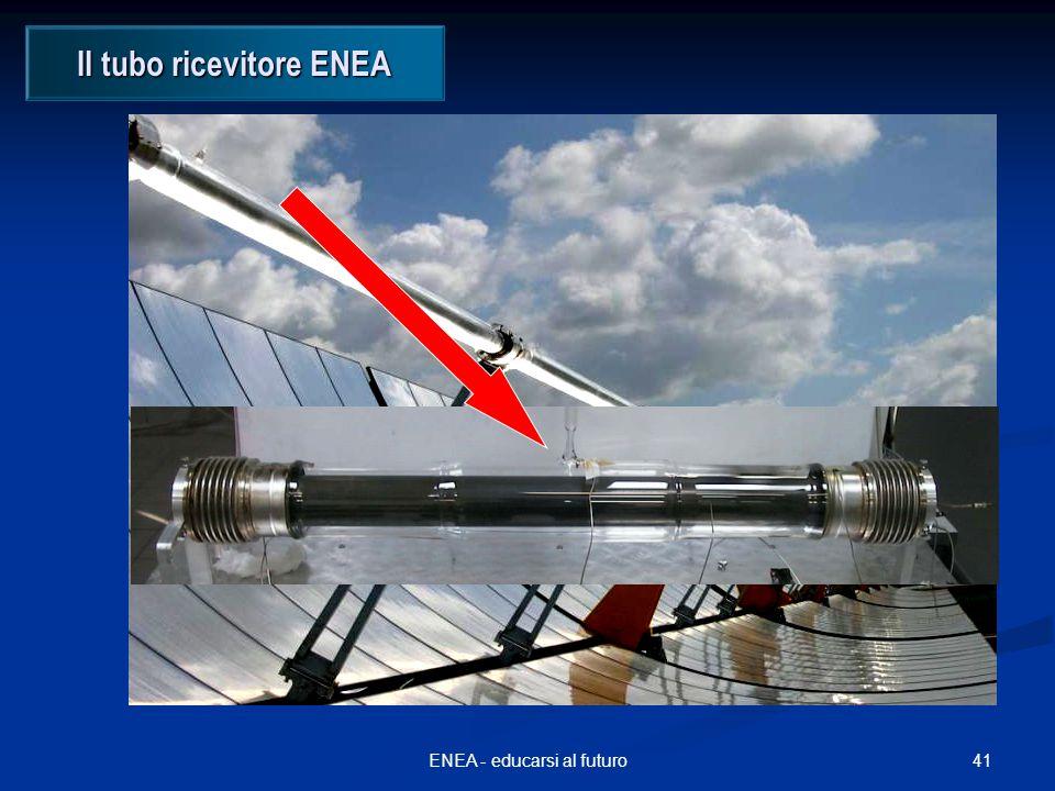Il tubo ricevitore ENEA