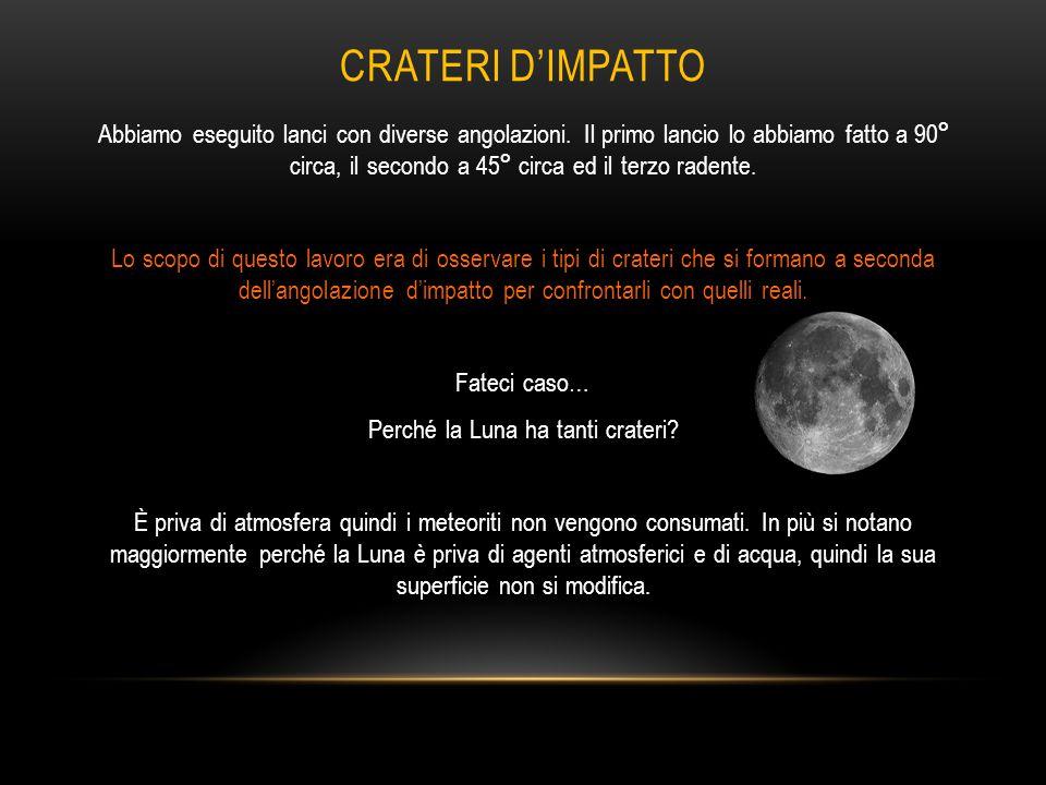 Crateri d'impatto