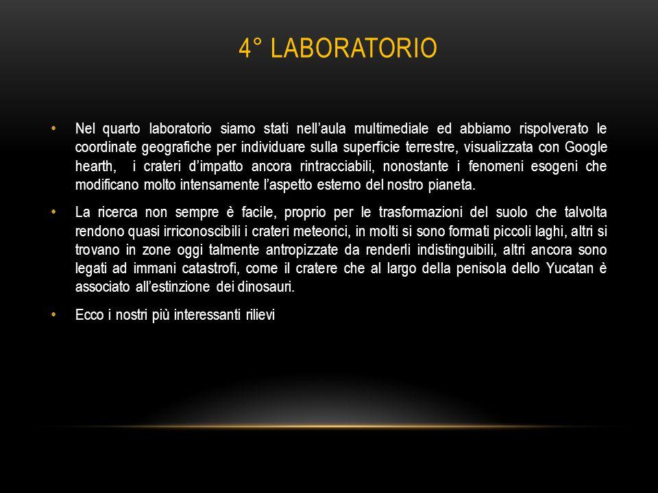 4° Laboratorio