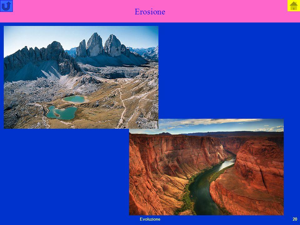 Erosione Evoluzione 20