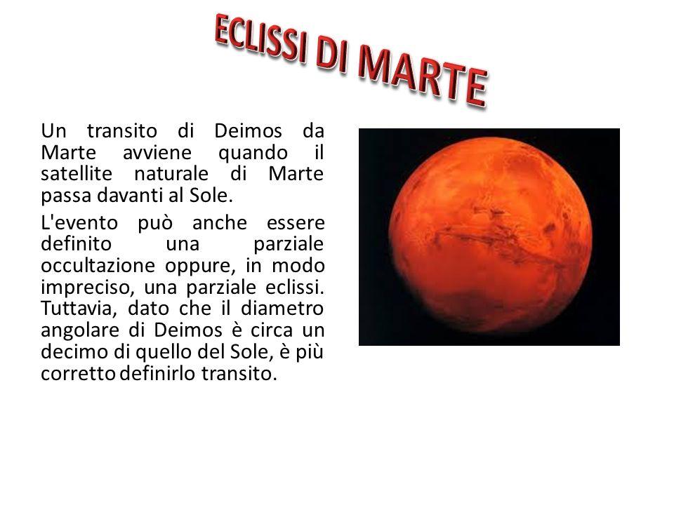 ECLISSI DI MARTE
