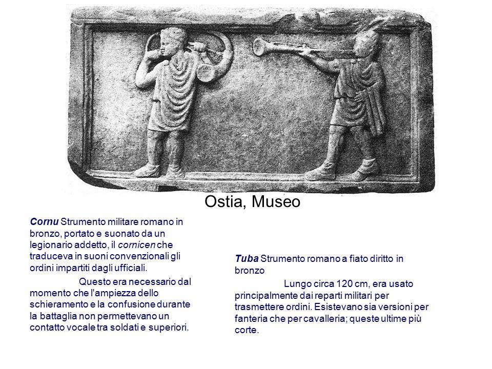 Ostia, Museo