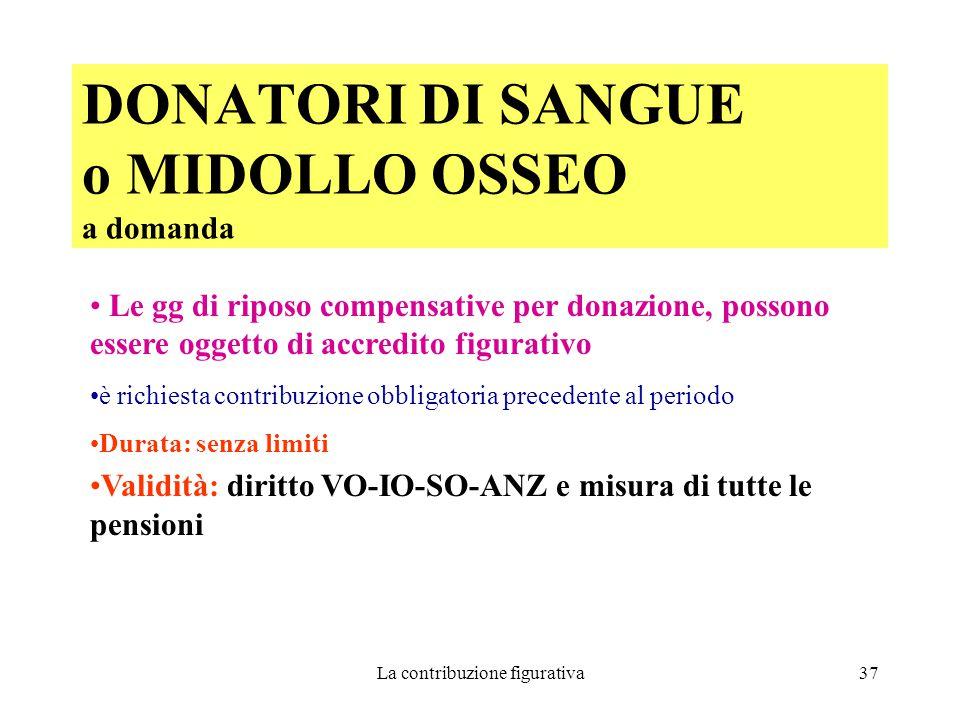DONATORI DI SANGUE o MIDOLLO OSSEO a domanda