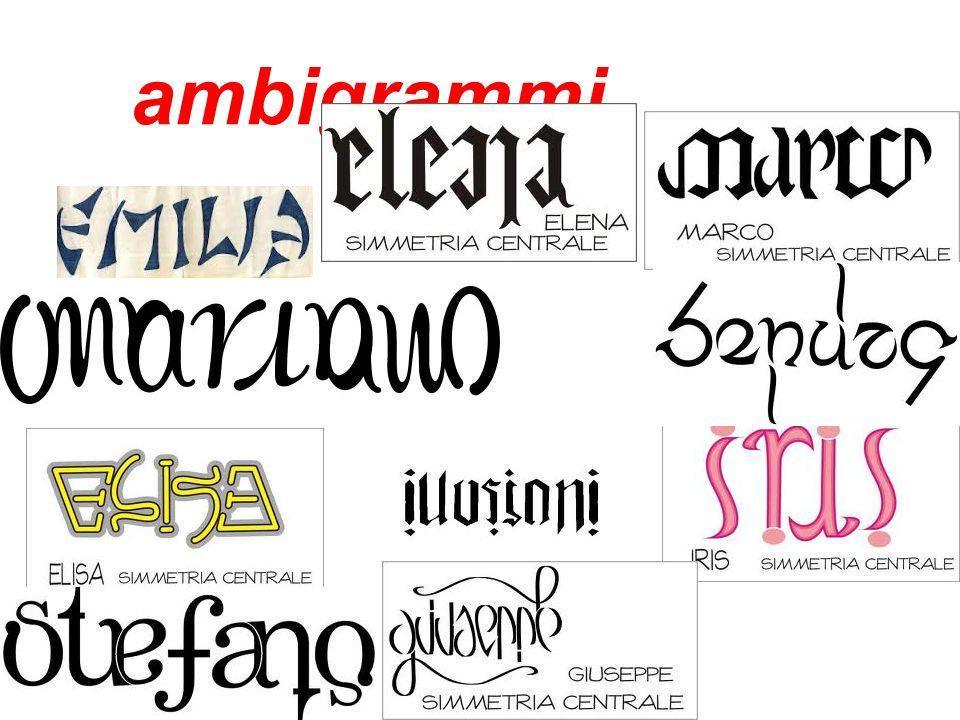 ambigrammi