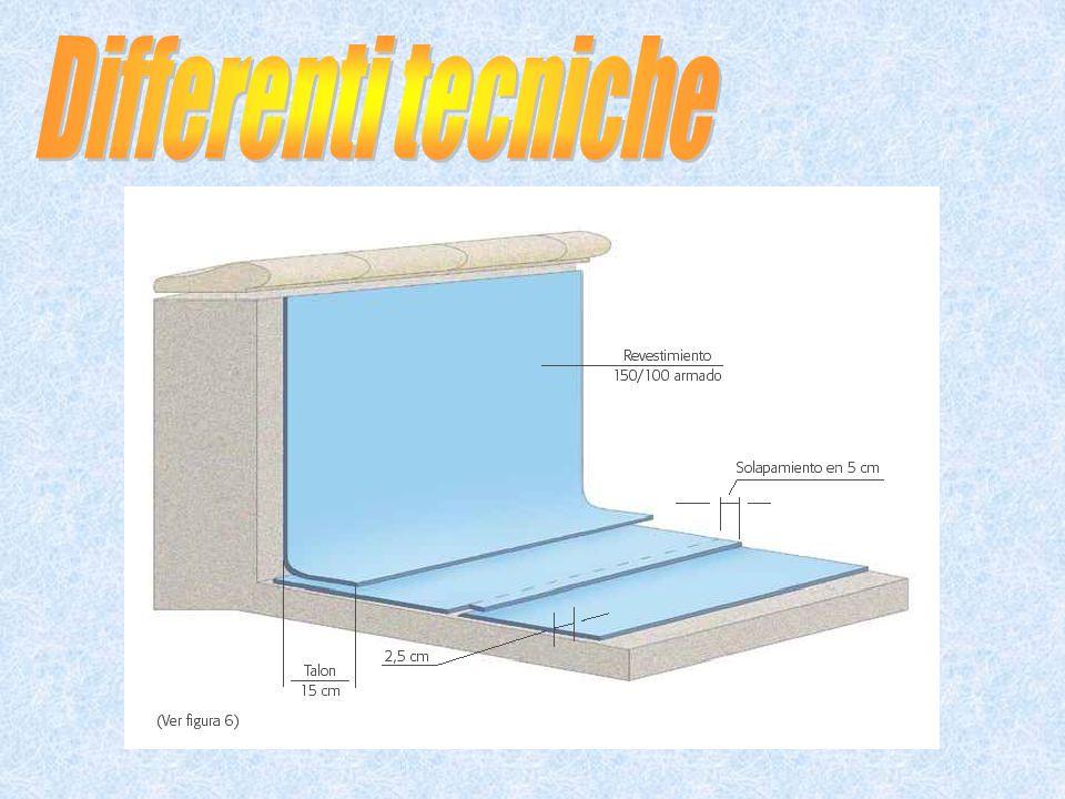 Differenti tecniche
