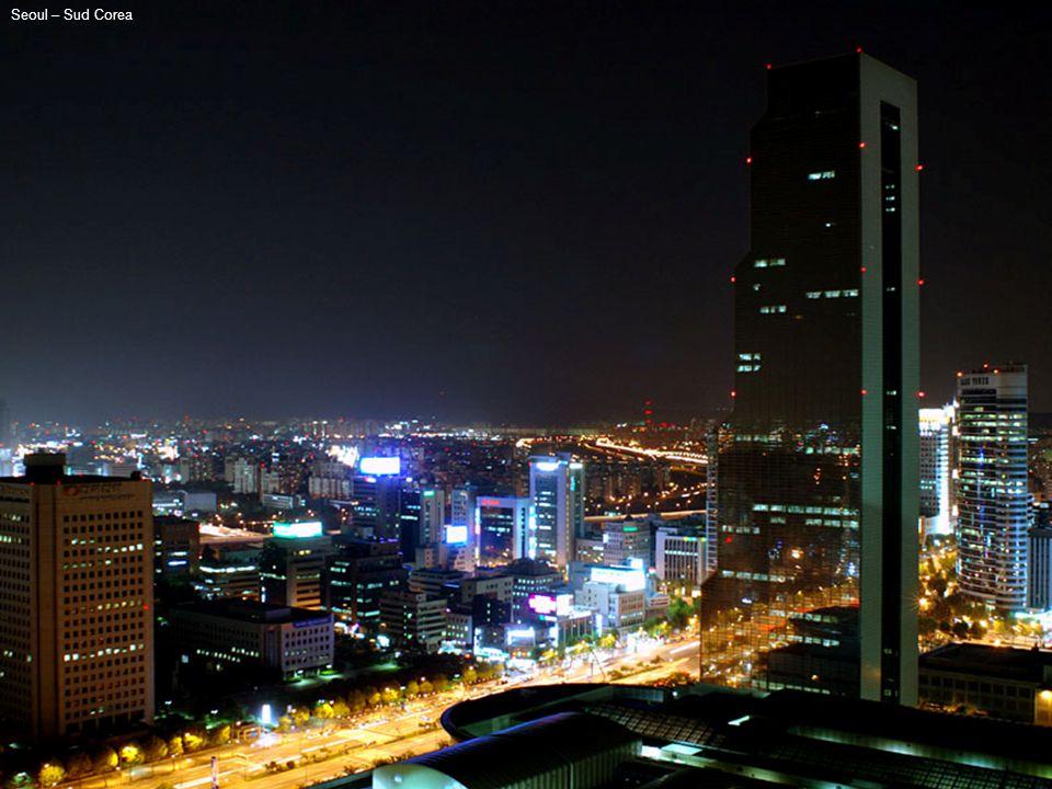 Seoul – Sud Corea