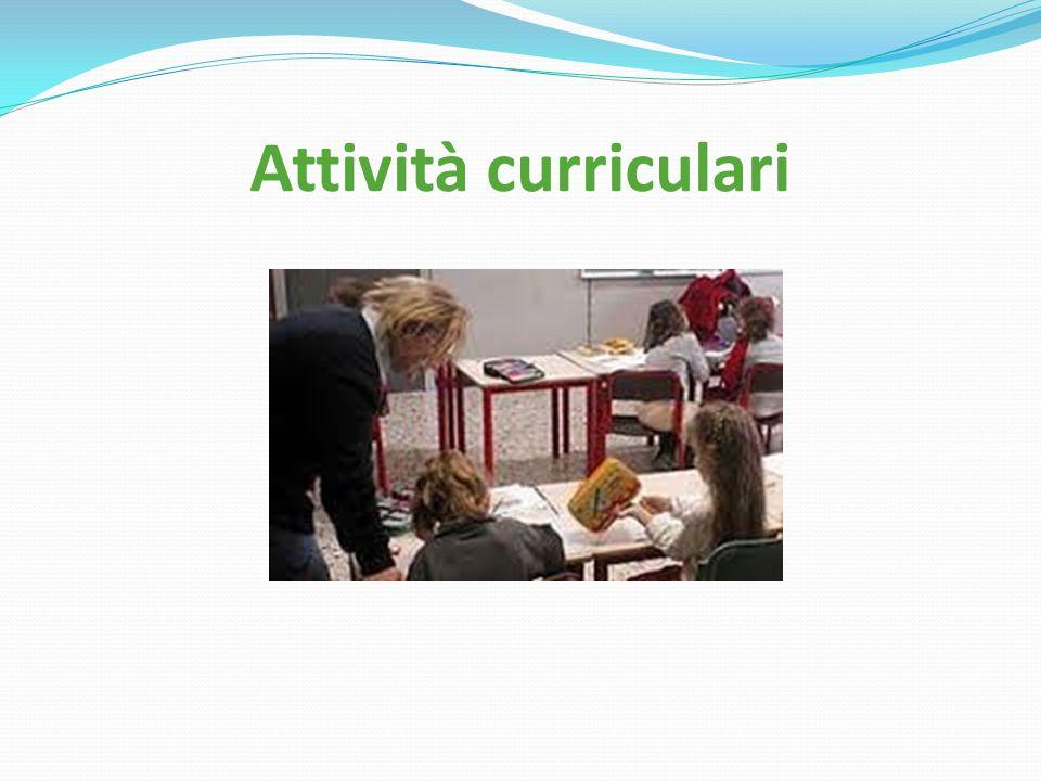 Attività curriculari