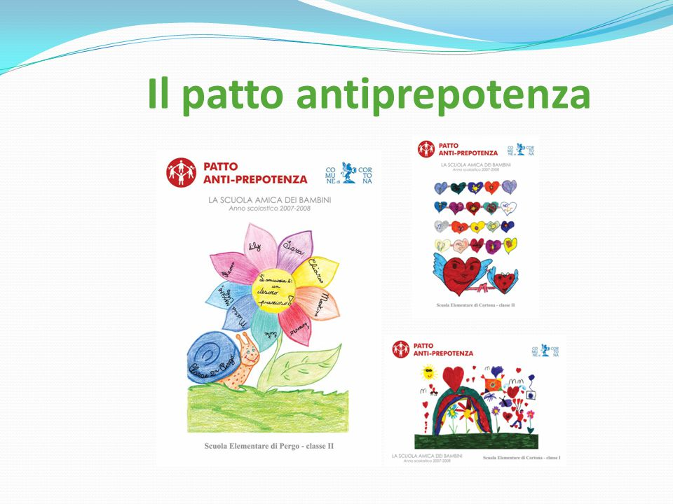 Il patto antiprepotenza