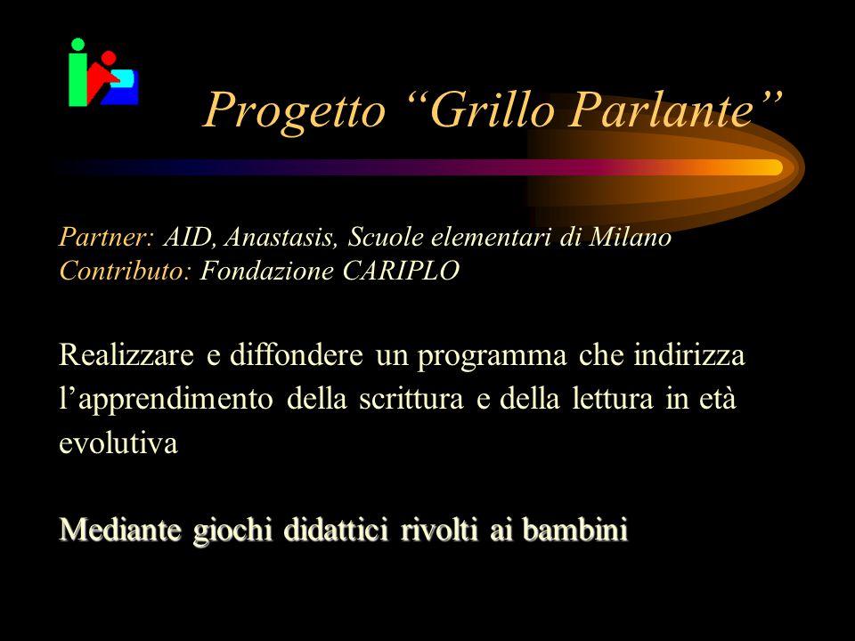 Progetto Grillo Parlante
