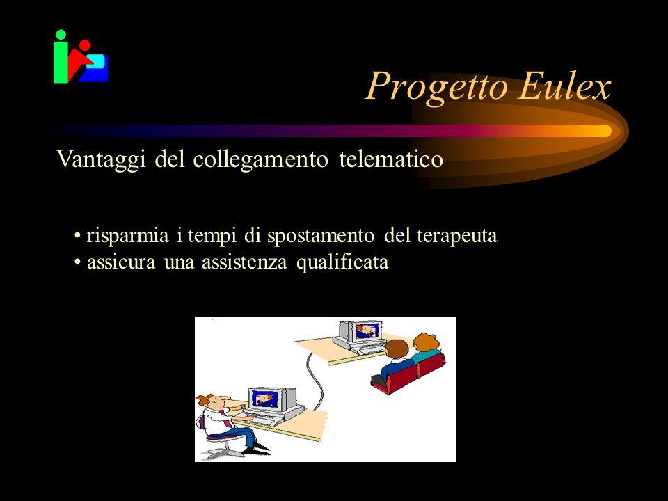 Progetto Eulex Vantaggi del collegamento telematico
