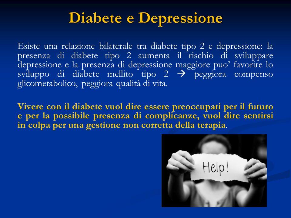 Diabete e Depressione