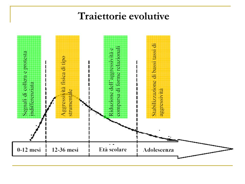 Traiettorie evolutive