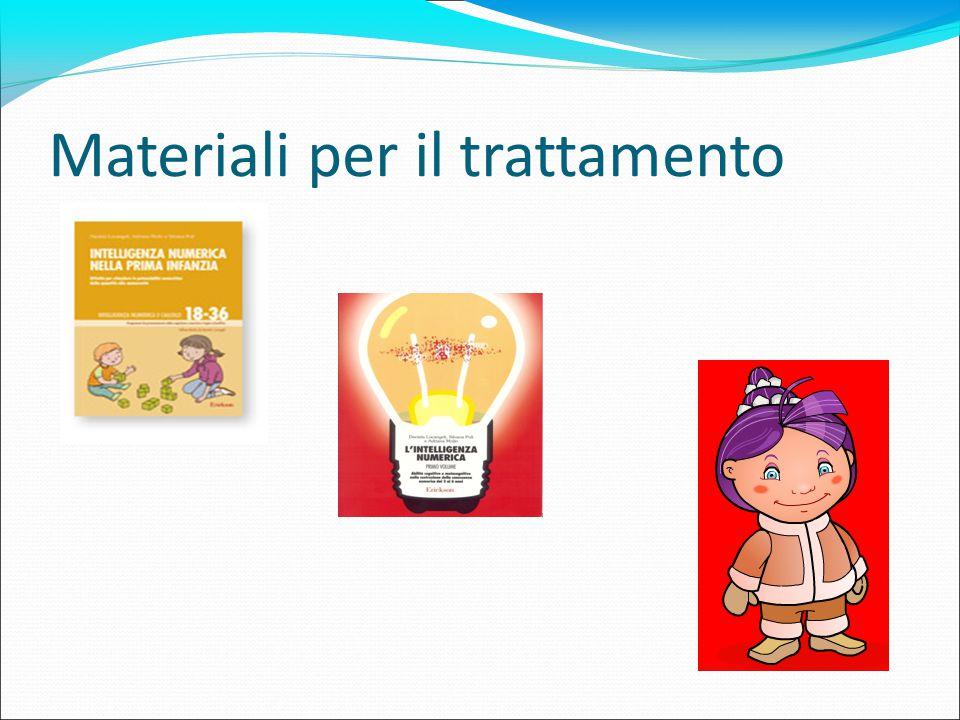 Materiali per il trattamento