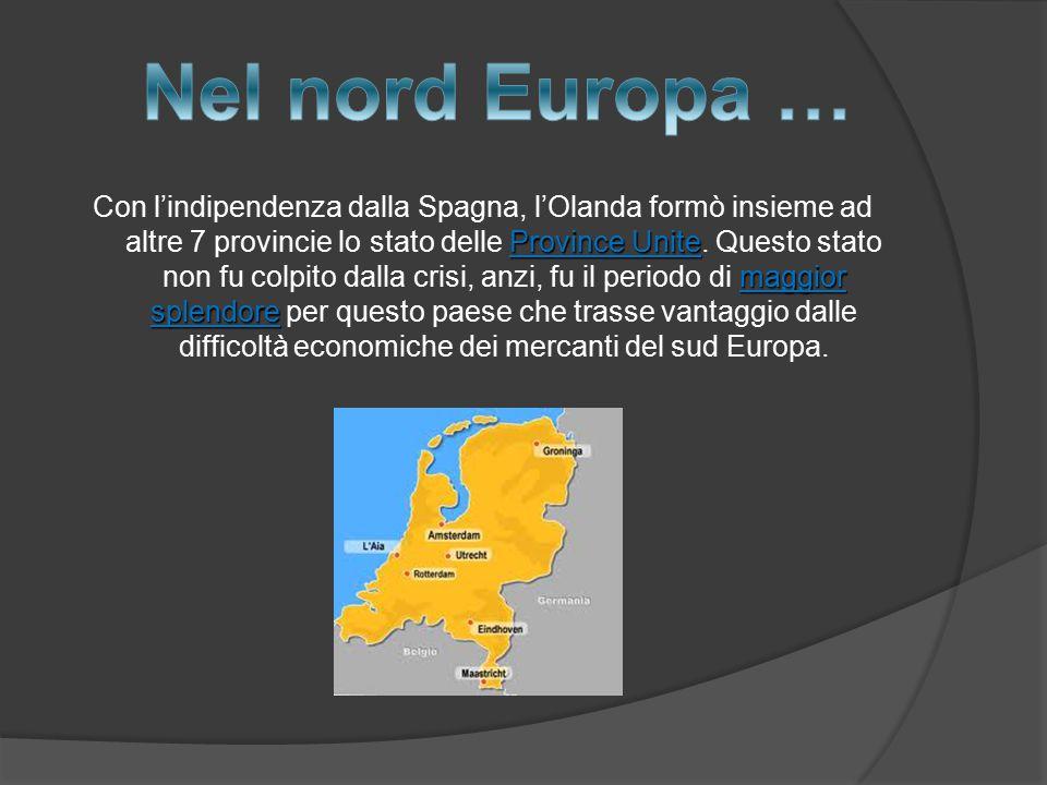 Nel nord Europa …