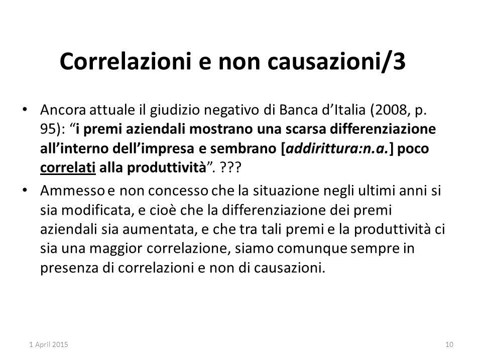 Correlazioni e non causazioni/3