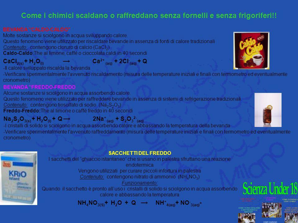 NH4NO3(S)+ H2O + Q → NH+4(aq)+ NO-3(aq)-