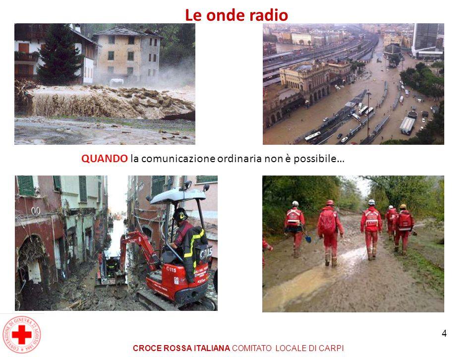 CROCE ROSSA ITALIANA COMITATO LOCALE DI CARPI