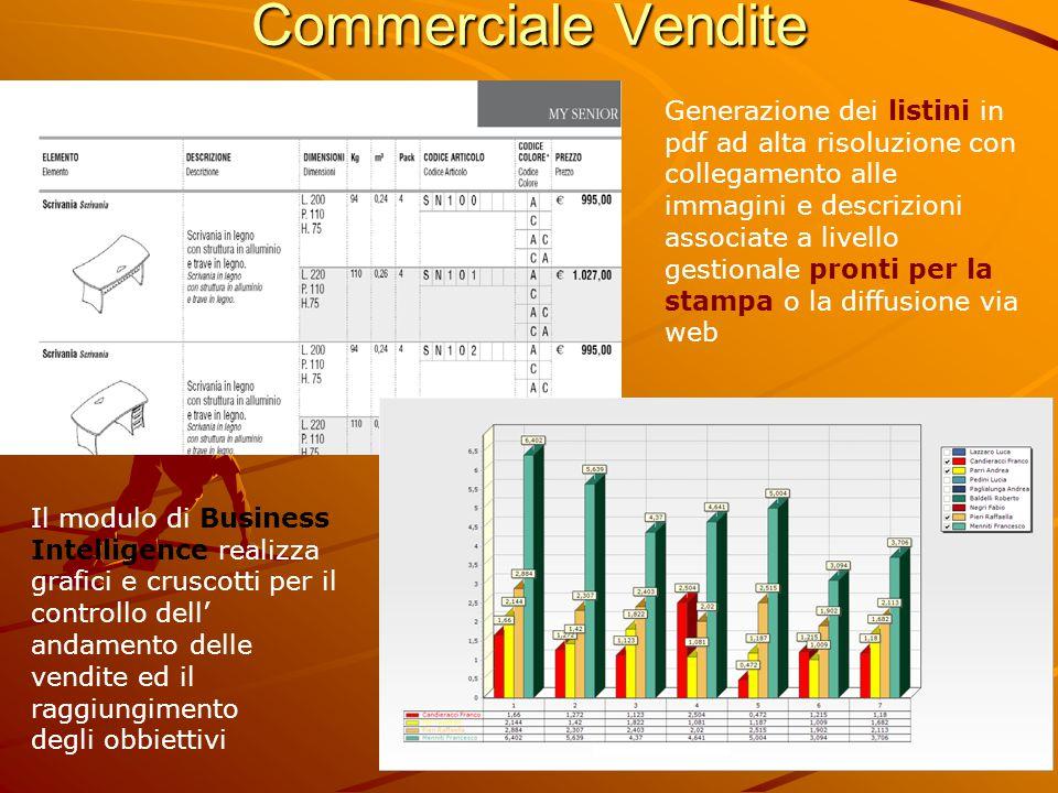 Commerciale Vendite