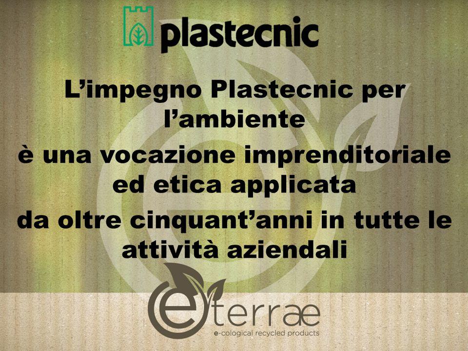 L'impegno Plastecnic per l'ambiente