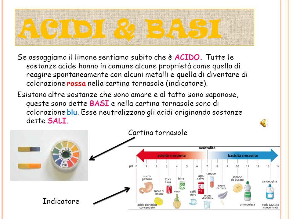 ACIDI & BASI