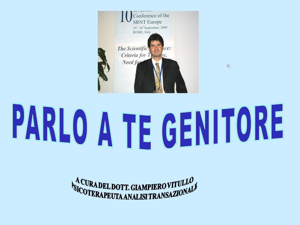 PARLO A TE GENITORE A CURA DEL DOTT. GIAMPIERO VITULLO