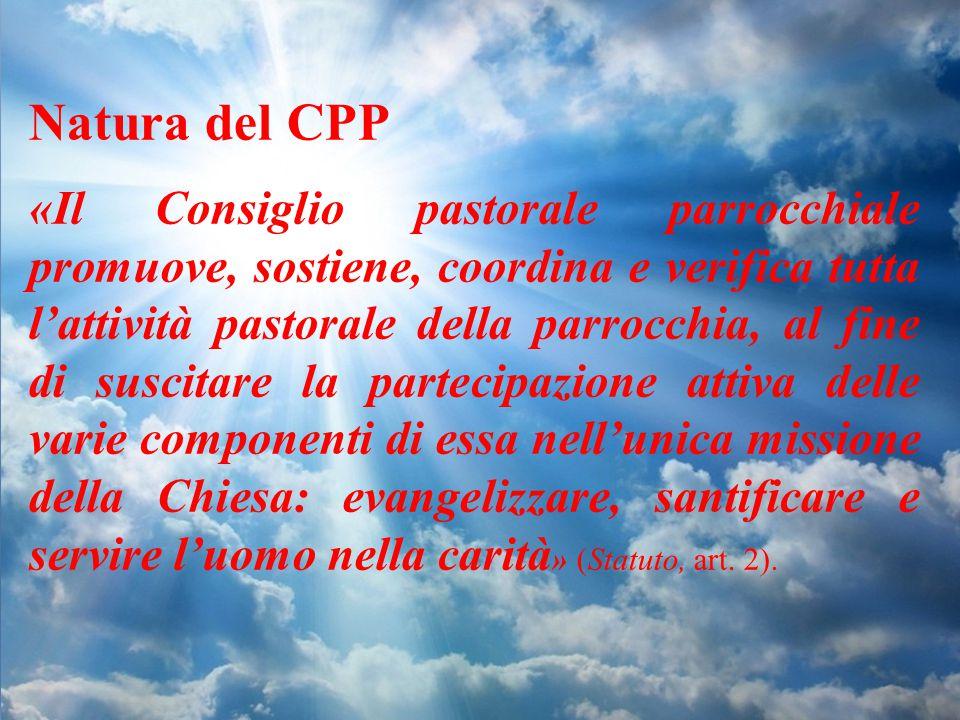 Natura del CPP