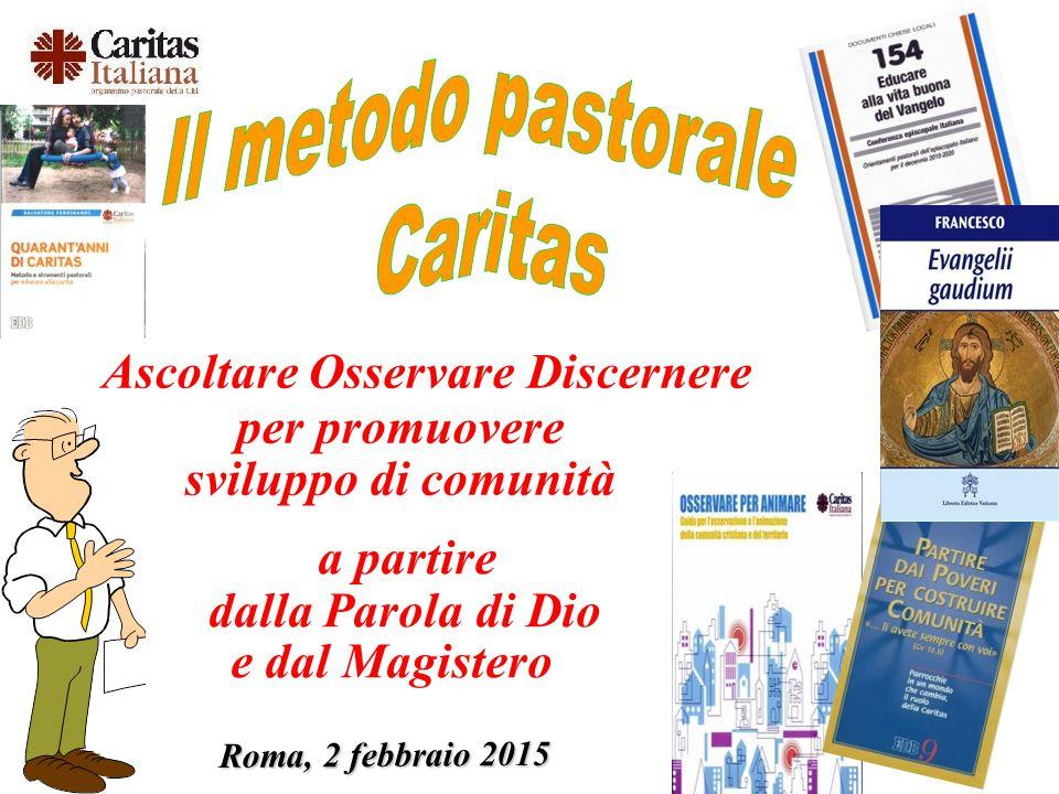 Percorso Equipe Caritas diocesa 2007-2008