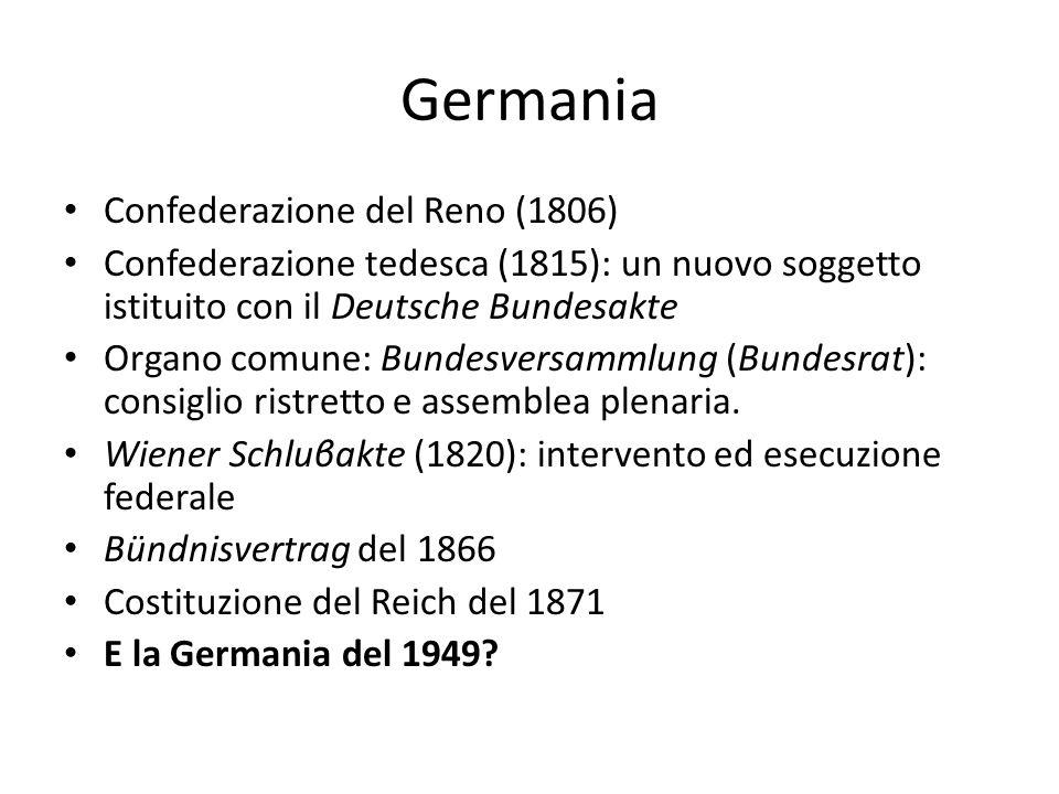 Germania Confederazione del Reno (1806)