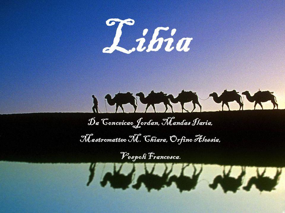 Libia Da Conceicao Jordan, Mandas Ilaria,