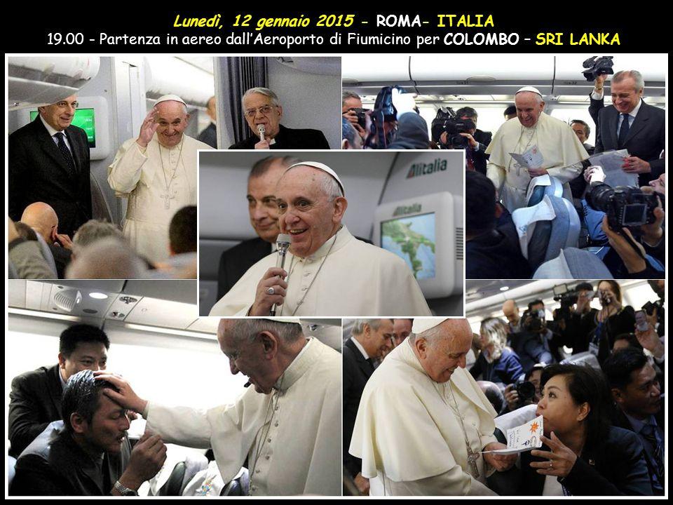 Lunedì, 12 gennaio 2015 - ROMA- ITALIA