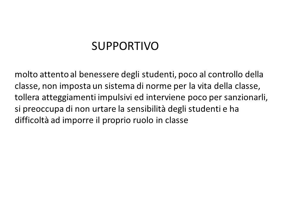 SUPPORTIVO