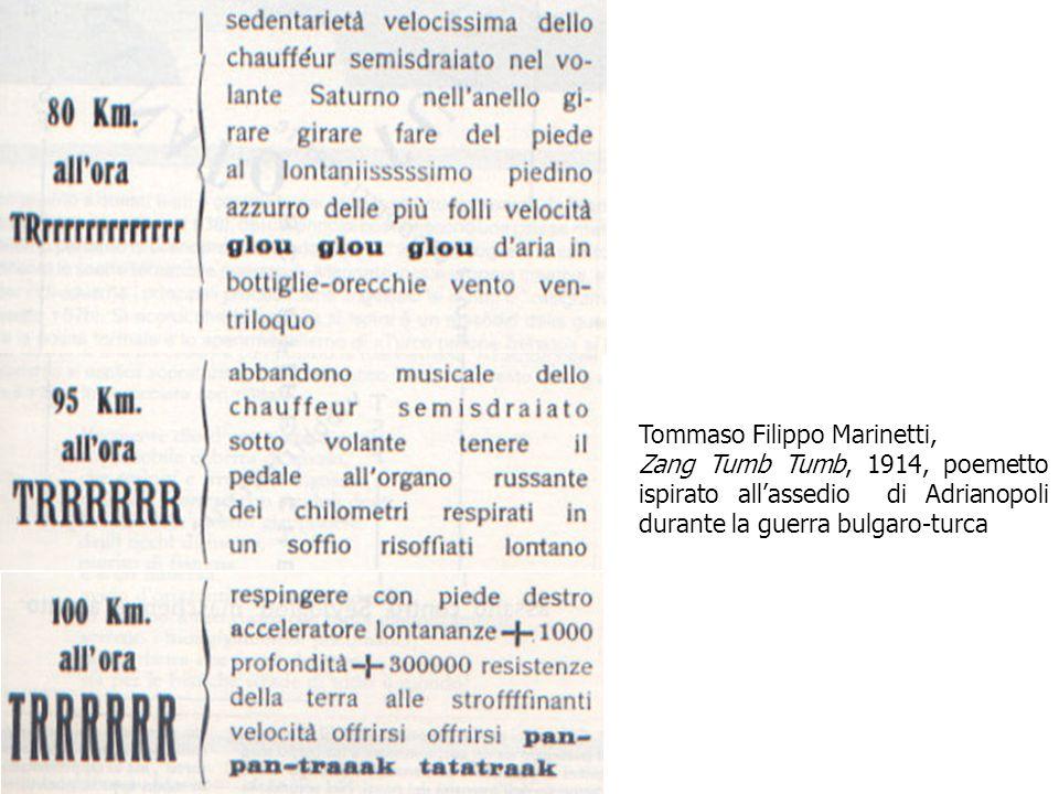 Tommaso Filippo Marinetti,