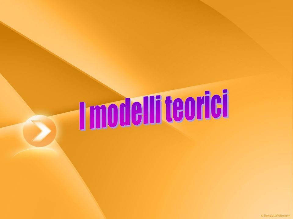 I modelli teorici