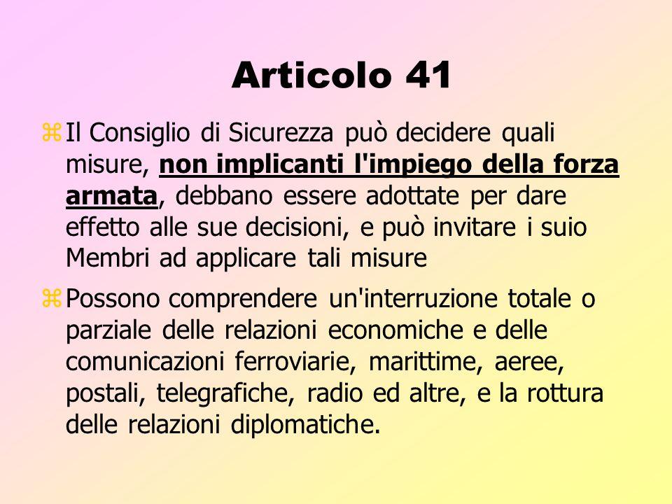 Articolo 41