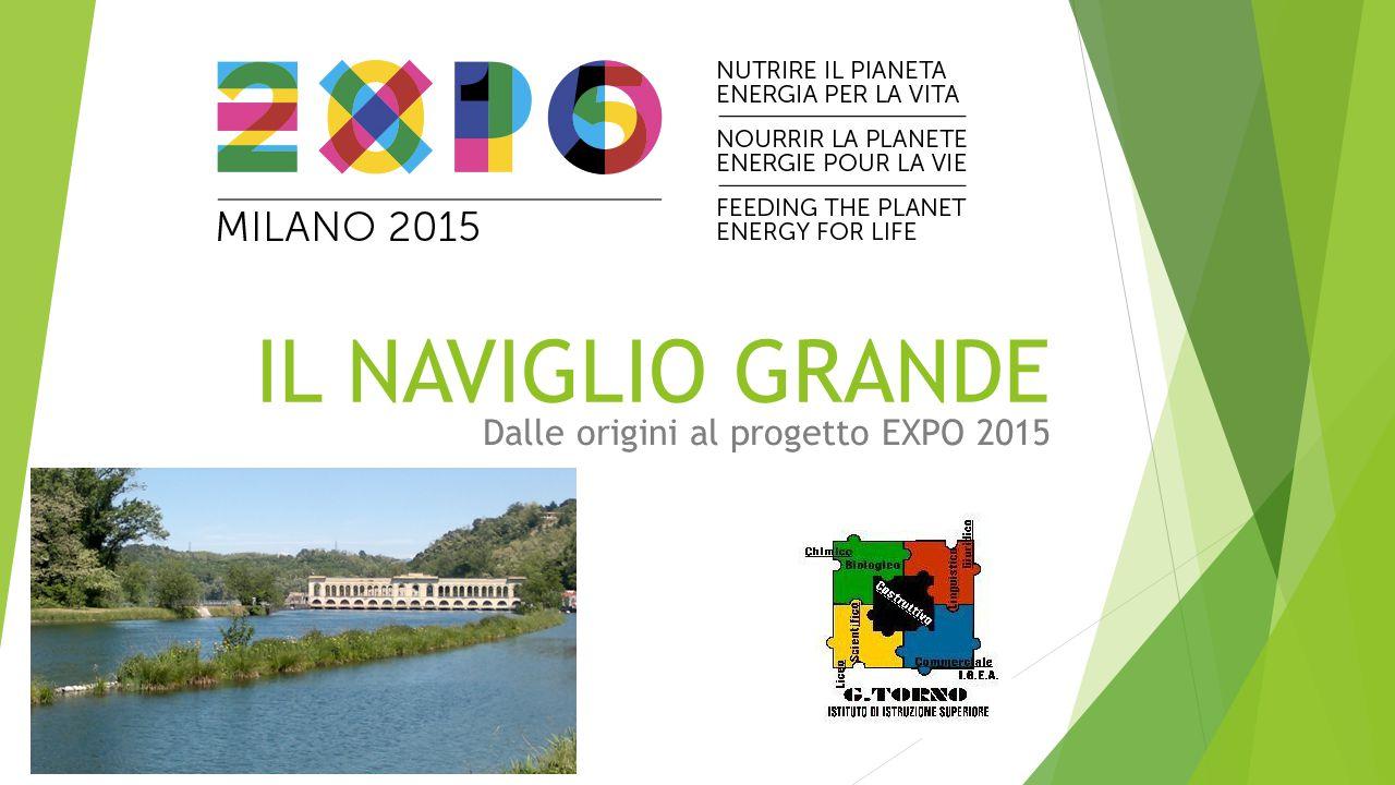 Dalle origini al progetto EXPO 2015