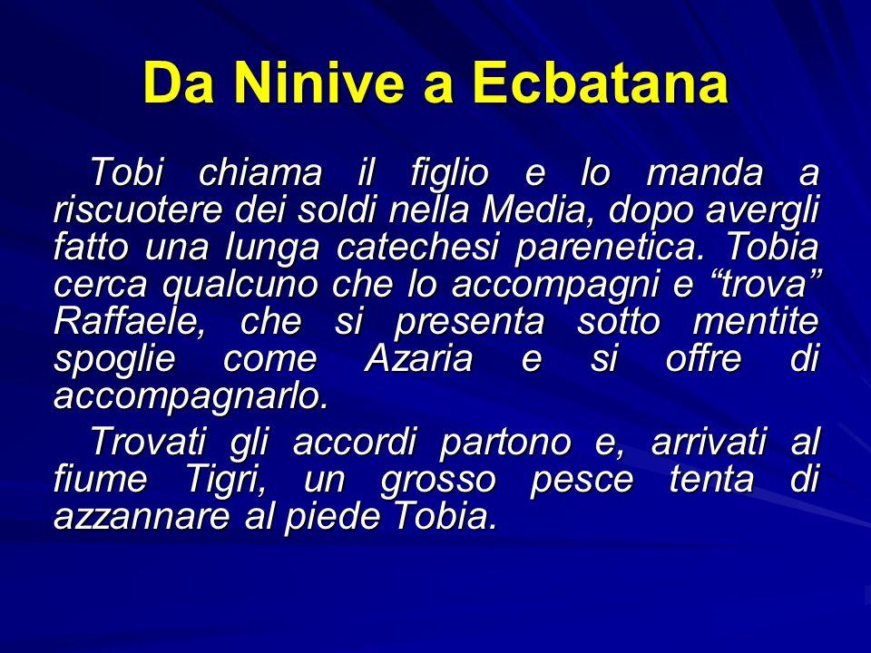 Da Ninive a Ecbatana