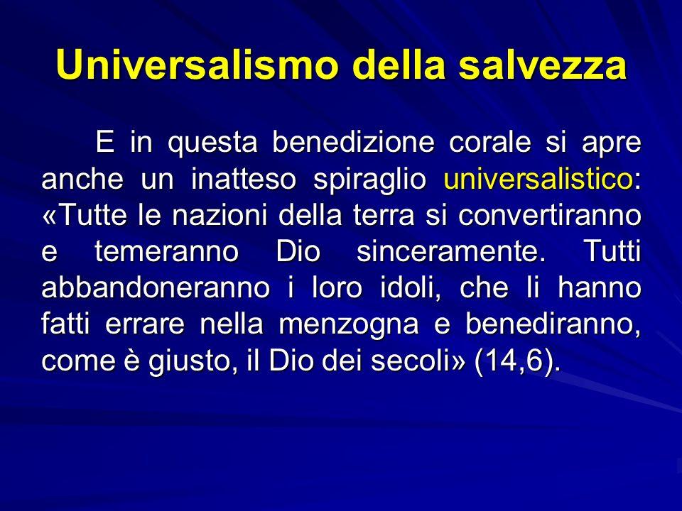 Universalismo della salvezza