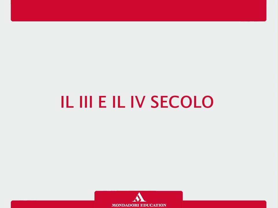 26/01/13 IL III E IL IV SECOLO 1