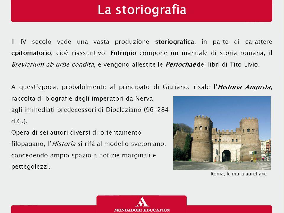 La storiografia 26/01/13.